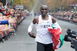 Kosgei dan Kipchoge calon atlet terbaik IAAF