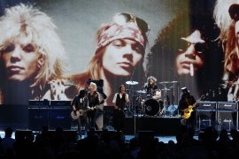 """Sweet Child O' Mine"" Guns N Roses tembus 1 M penonton di YouTube"