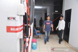 Pasca OTT wali kota, aktivitas di kantor PU Kota Medan terlihat sepi
