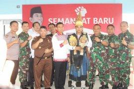 Atlet MMA Jeka dapat rumah dari Bupati Simalungun