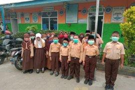 Asap semakin pekat sekolah di Jambi pulangkan siswa lebih awal