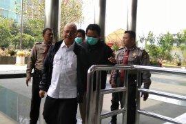 Wali Kota Medan tiba di Gedung KPK jalani pemeriksaan