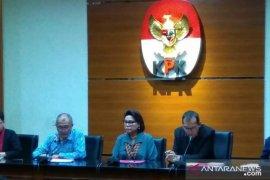 KPK tetapkan Lima orang sebagai tersangka pengembangan suap Sukamiskin