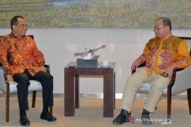 Gubernur temui Menhub bahas percepatan pembangunan pelabuhan di Babel