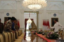 MPR dan Presiden Jokowi bertemu bahas rencana pelantikan 20 Oktober