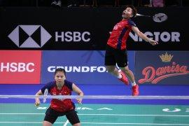 Ganda Putri perkuat kemampuan pada babak kedua Denmark Open 2019