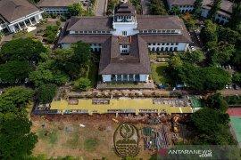 Revitalisasi Taman Gedung Sate