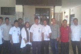 Komisi I DPRD Lebak  studi banding ke DPRD Pandeglang