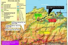 Gubernur bahas sengketa tapal batas Sulteng-Gorontalo
