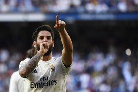 Tottenham Hotspur akan ajak Madrid barter Isco dengan Eriksen