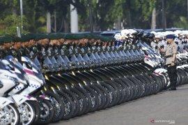 Kapolri imbau masyarakat tidak mobilisasi massa saat pelantikan Jokowi