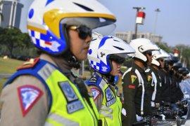 3.020 personel lalu lintas dikerahkan amankan pelantikan Presiden