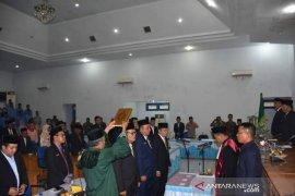 PWI Madina ucapkan selamat kepada pimpinan DPRD baru