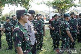TNI-Polri di Sulsel siap amankan pelantikan Presiden-Wapres RI