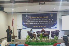 """TPID selenggarakan """"capacity building"""" penyusunan laporan kerja"""