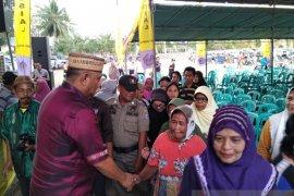 Gubernur Gorontalo minta kabupaten/kota anggarkan program pasar murah