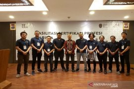 Enam Barista Agricafe Polbangtan Medan dinyatakan berkompeten