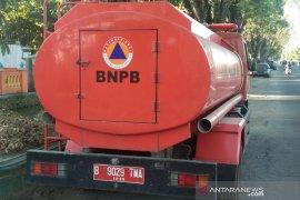BPBD Bantul salurkan 1,5 juta liter air bersih ke wilayah kekeringan