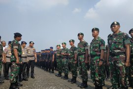 Pengamanan pelantikan Presiden-Wapres mulai hari ini