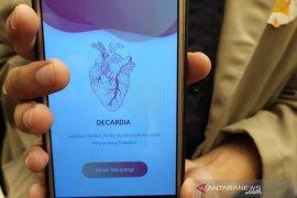 Puskesmas diharapkan memanfaatkan aplikasi Decardia buatan mahasiswa UGM