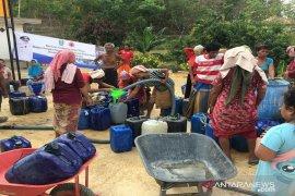 BPBD Bangkalan terus lanjutkan distribusi air bersih ke desa kekeringan