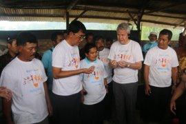 FAO dukung program kemandirian pakan ikan Indonesia