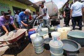 Krisis air bersih di Kota Kediri