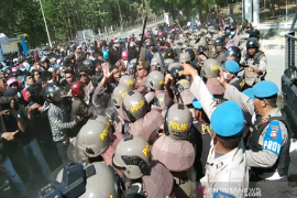 Mantan Kasat Reskrim Kendari diadili terkait penembakan mahasiswa