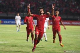 Timnas U-19 Indonesia bekuk China 3-1