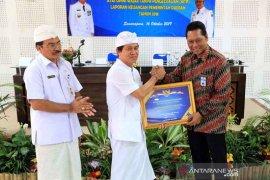 Pemkab Klungkung pertahankan WTP dalam LKPD 2018