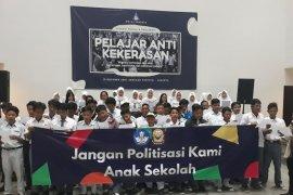 Pelajar SMK dan SMA di Jakarta deklarasi antikekerasan