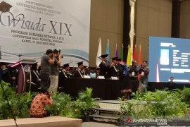 Universitas Bangka Belitung luluskan 479 wisudawan