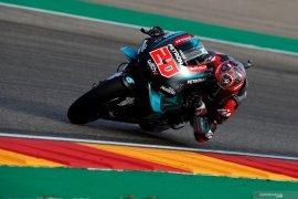 Quartararo ungguli Vinales untuk puncaki FP2 pada GP Jepang