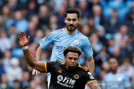 Liga Inggris  - Guendogan bersikeras Man City tak peduli klasemen saat ini