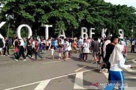 Car Free Day Bekasi ditiadakan pada hari pelantikan presiden