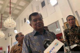 JK ungkapkan semua menarik bekerja bersama Jokowi