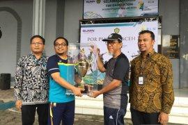 GM: POR PLN UIW Aceh sarana tingkatkan  silaturrahim