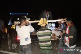 Polres Bangka Tengah tangkap penambang bijih timah ilegal