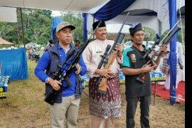 20 klub tiga provinsi ikuti kejuaraan menembak di Siak