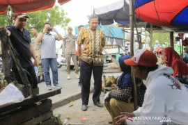 Pemkot Pangkalpinang akan tertibkan PKL di atas trotoar