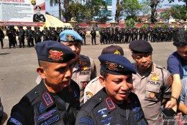 Kepolisian Jambi gelar deklarasi kebangsaan dan doa bersama