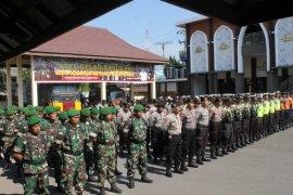 TNI Polri di Jember antisipasi kerawanan jelang pelantikan presiden