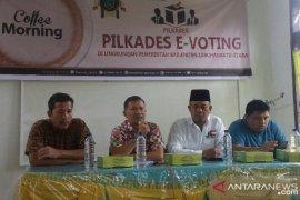 Labuhanbatu Utara uji coba e-voting pilkades