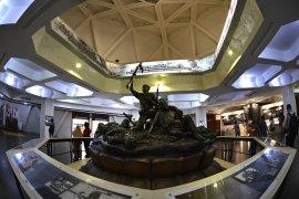 Museum 10 Nopember Surabaya kini dilengkapi teknologi hologram