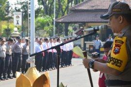Jelang pelantikan presiden, Polres Madiun Kota larang kegiatan demo