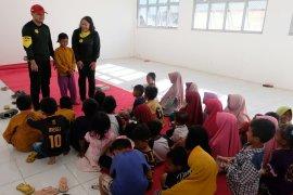 Tim Aksi Universitas Indonesia gagas sekolah dan kampung siaga bencana Lombok