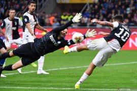 Juventus dan Inter Milan berpeluang ke puncak klasmen