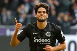 Dua gol Paciencia antar Frankfurt lewati Leverkusen 3-0