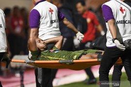 Loris Arnaud alami cedera parah