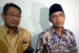 Haedar Nashir  ucapkan selamat kepada Jokowi-Ma'ruf Amin